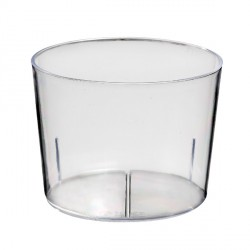 200 verres injecté Bodega transparent 200 ml.
