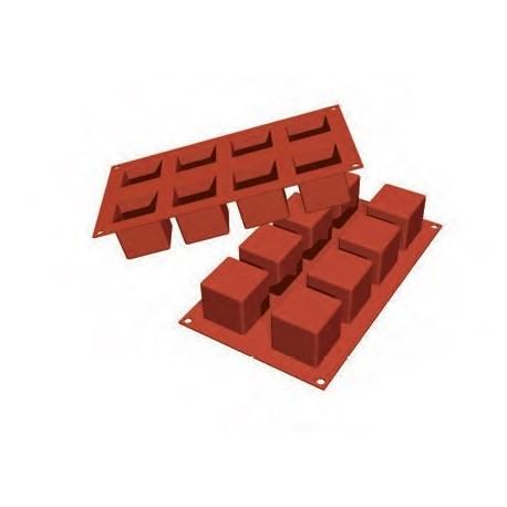 Moule en silicone 8 cubes