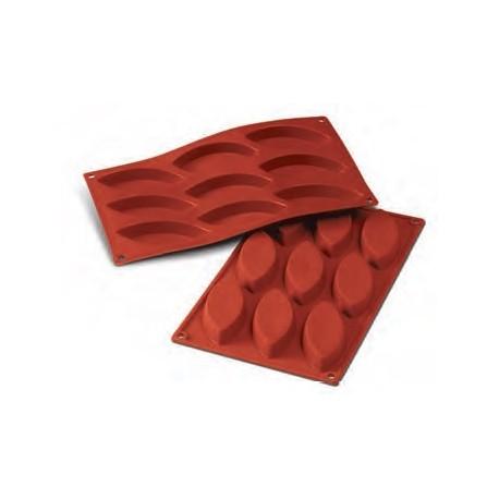 Moule en silicone 9 barquettes