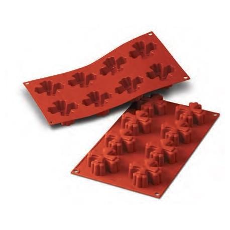 Moule en silicone 8 croix occitanes