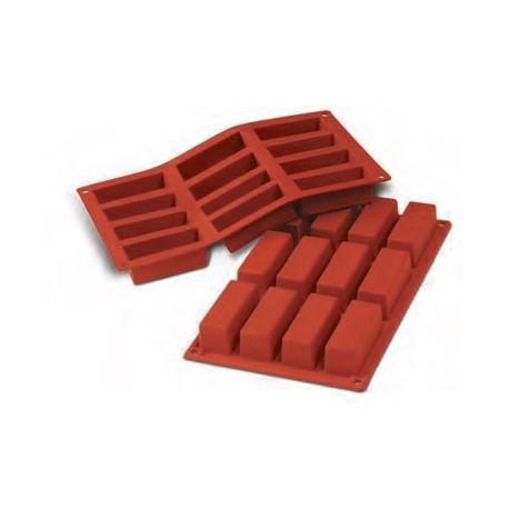 Moule en silicone 12 mini cakes