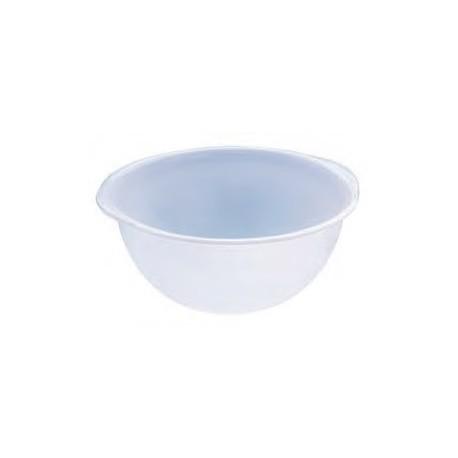 Cul de poule en plastique 1 litre.