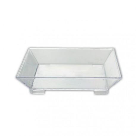 400 Verrines cristal 60 x 14 mm
