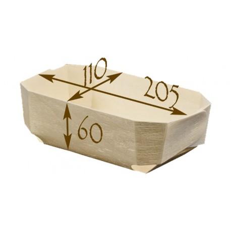 100 Pani-moule Baron. Moule de cuisson en bois panibois.