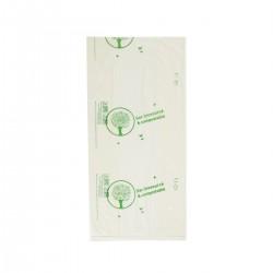 200 Sacs imprimés biosourcés Vert.