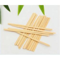500 Agitateurs bambou 14 cm.