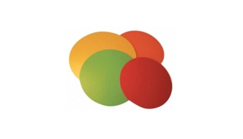 Rond de couleur